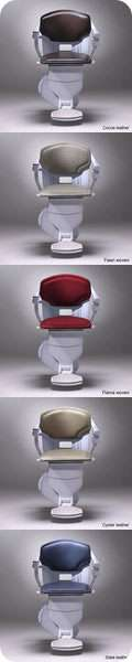 Stannah Solus 420 stairlift for straight stairs